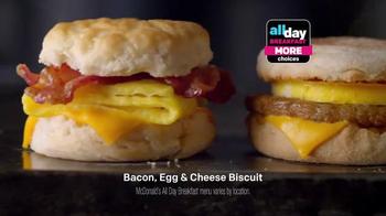 McDonald's All Day Breakfast TV Spot, 'Mute Interrogators' - Thumbnail 5