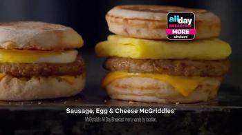 McDonald's All Day Breakfast TV Spot, 'Mute Interrogators' - Thumbnail 6