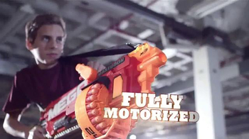 Nerf N-Strike Mega Mastodon TV Spot, \'We Mean Huge\'