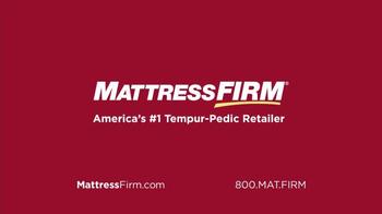 Mattress Firm TV Spot, 'Save On TEMPUR-Pedic' - Thumbnail 10
