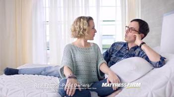 Mattress Firm TV Spot, 'Save On TEMPUR-Pedic' - Thumbnail 2