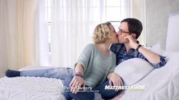Mattress Firm TV Spot, 'Save On TEMPUR-Pedic' - Thumbnail 3