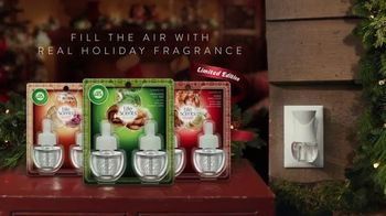 Air Wick Scented Oil Warmer TV Spot, 'Rooms'