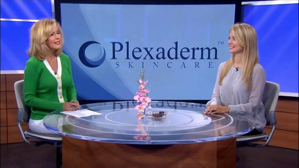 Plexaderm Skincare TV Commercial, 'The Real Deal' - iSpot.tv