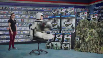GameStop TV Spot, 'G-Force: Call of Duty Infinite Warfare' - Thumbnail 3