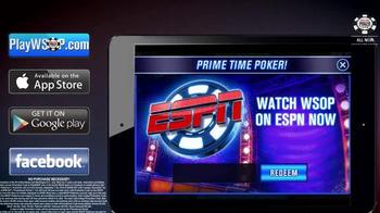 World Series Poker App TV Spot, 'Game Action' - Thumbnail 4
