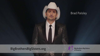 Big Brothers Big Sisters TV Spot, 'Gift of Time' Featuring Brad Paisley - Thumbnail 2