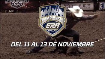 Elite Rodeo Athletes 2016 World Championship TV Spot, 'Títulos' [Spanish]