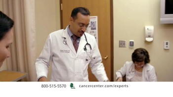 Cancer Treatment Centers of America TV Spot, \'Searching for Answers\'