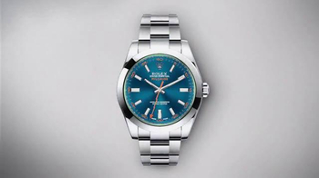 Rolex Milgauss Watch TV Spot, 'For Scientists & Engineers' - Thumbnail 9