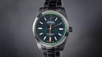 Rolex Milgauss Watch TV Spot, 'For Scientists & Engineers' - Thumbnail 8