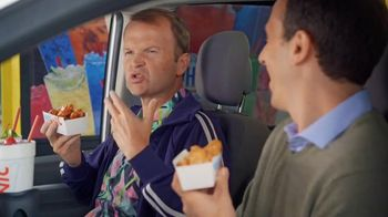 Sonic Drive-In BOGO Wings TV Spot, 'The Taste of Free'