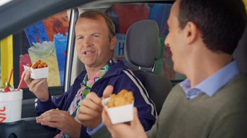 Sonic Drive-In BOGO Wings TV Spot, 'The Taste of Free' - Thumbnail 2