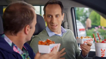 Sonic Drive-In BOGO Wings TV Spot, 'The Taste of Free' - Thumbnail 4
