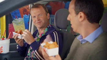 Sonic Drive-In BOGO Wings TV Spot, 'The Taste of Free' - Thumbnail 6
