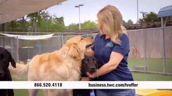 Time Warner Cable Business Class TV Spot, 'Paw Beach Pet Resort' - Thumbnail 3