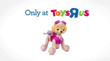 Toys R Us TV Spot, 'Zoomer Skye Has All the Answers' - Thumbnail 6