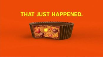 Reese's Pieces Peanut Butter Cups TV Spot, 'Trap' Song by TNGHT