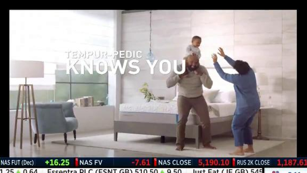Tempur-Pedic Biggest Sale of the Year TV Commercial, 'Comfortable Sleep'