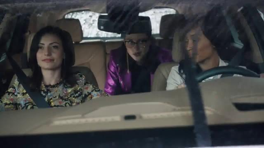 Cadillac Season's Best TV Commercial, '2017 XT5: Change of ...
