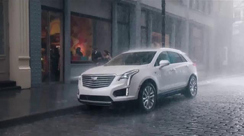 Cadillac Season's Best TV Spot, '2017 XT5: Change of Plans' - 4040 commercial airings