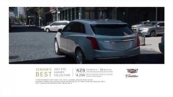 Cadillac Season's Best TV Spot, '2017 XT5: Change of Plans' - Thumbnail 7