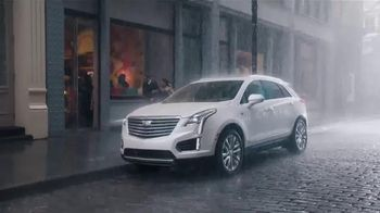 Cadillac Season's Best TV Spot, '2017 XT5: Change of Plans' [T2]