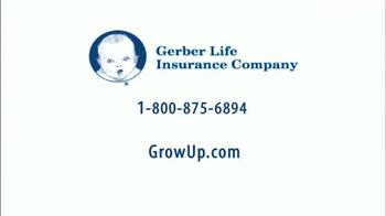 Gerber Life Insurance Grow-Up Plan TV Spot, 'Foundation' Feat. Steve Wilkos - Thumbnail 2