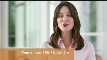 Amica Mutual Insurance Company TV Spot, 'Ask Around'
