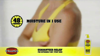 O'Keeffe's Skin Repair Body Lotion TV Spot, 'Guaranteed Relief' - Thumbnail 6