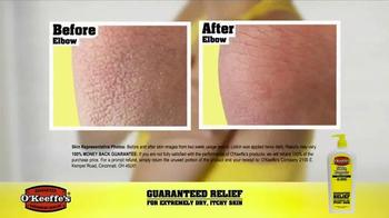 O'Keeffe's Skin Repair Body Lotion TV Spot, 'Guaranteed Relief' - Thumbnail 7