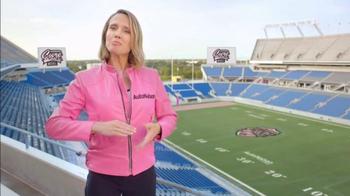 AutoNation Cure Bowl TV Spot, 'Tackle Breast Cancer' - Thumbnail 6