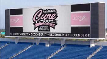 AutoNation Cure Bowl TV Spot, 'Tackle Breast Cancer' - Thumbnail 3