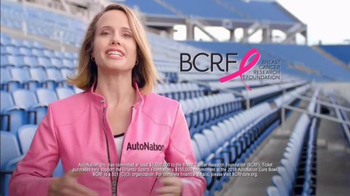 AutoNation Cure Bowl TV Spot, 'Tackle Breast Cancer' - Thumbnail 4