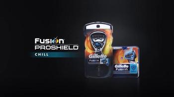 Gillette ProShield Chill TV Spot, 'Frescura' [Spanish] - Thumbnail 9