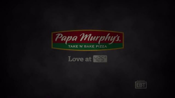 Papa Murphy's Jack-O-Lantern Pizza TV Spot, 'Little Monsters' - Thumbnail 5