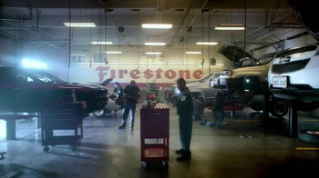 Firestone Complete Auto Care TV Spot, 'The Hands Behind It: FR710 Tires' - Thumbnail 4