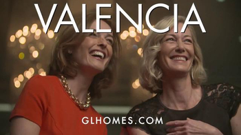 GL Homes Valencia TV Spot, \'Explore 55-Plus Living\'