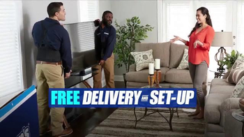 Aaron's Huge Pre-Holiday Savings Event TV Spot, 'Layaway' - Thumbnail 1