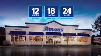 Aaron's Huge Pre-Holiday Savings Event TV Spot, 'Layaway' - Thumbnail 6