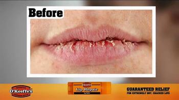 O'Keeffe's Lip Repair TV Spot, 'Fireworks of Flavor' - Thumbnail 7