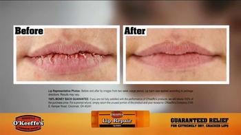 O'Keeffe's Lip Repair TV Spot, 'Fireworks of Flavor' - Thumbnail 8