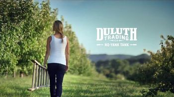 Duluth Trading Company No-Yank Tank TV Spot, 'Tug of War' - Thumbnail 10