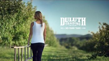 Duluth Trading Company No-Yank Tank TV Spot, 'Tug of War' - Thumbnail 9