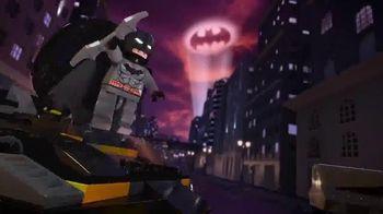LEGO DC Comics Super Heroes TV Spot, 'The Battle Is On'