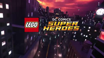 LEGO DC Comics Super Heroes TV Spot, 'The Battle Is On' - Thumbnail 1