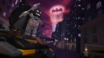 LEGO DC Comics Super Heroes TV Spot, \'The Battle Is On\'