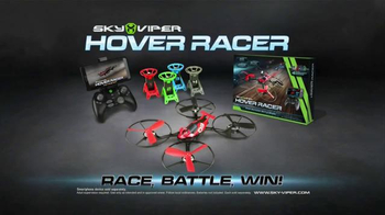 Sky Viper Hover Racer TV Spot, 'The Future of Drone Racing' - Thumbnail 6