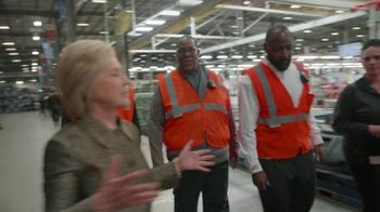 Hillary for America TV Spot, 'Example' - Thumbnail 5