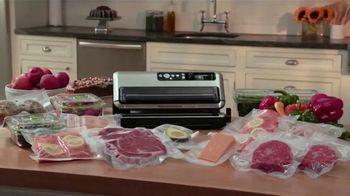 FoodSaver FM5000 Series TV Spot, 'Minimize Waste and Maximize Money'